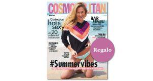 coupon omaggio Cosmopolitan 6 2019