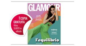 coupon omaggio Glamour 322
