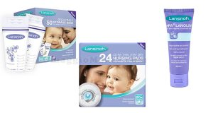 kit allattamento Lansinoh