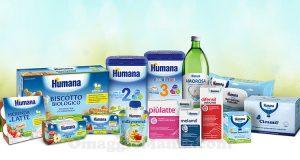 prodotti Humana