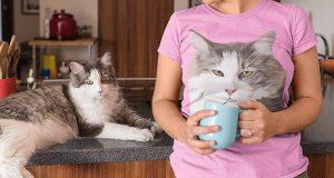t-shirt personalizzata My Pet Art