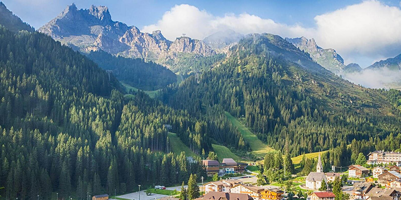Recharge in Nature 2019 Agordino Hearth of Dolomites