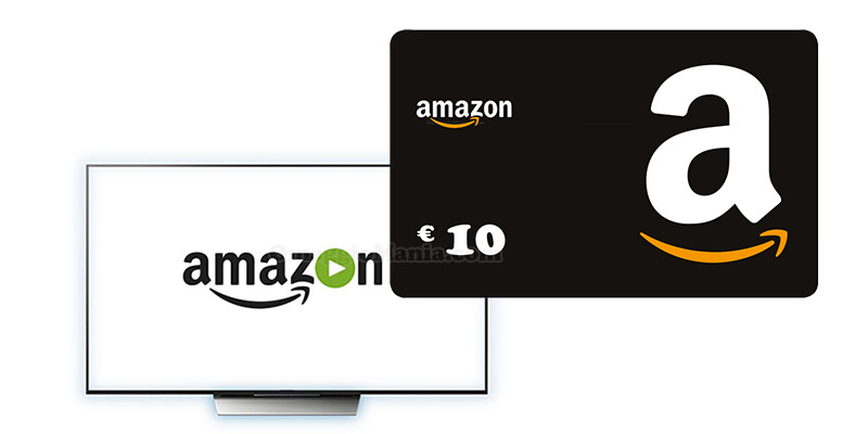 34280f822fcd62 Ricevi gratis buono sconto Amazon di 10€ con Prime Video - OmaggioMania