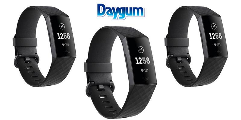 concorso Daygum 2019 vinci Fitbit