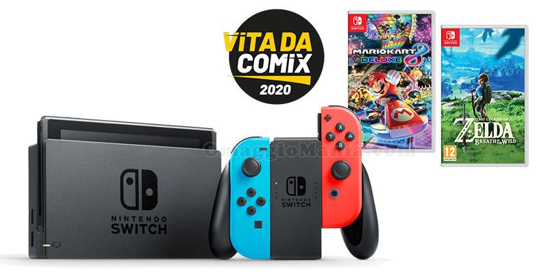 concorso Vita da Comix 2020