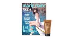coupon Marie Claire 7 2019 con latte solare Biopoint