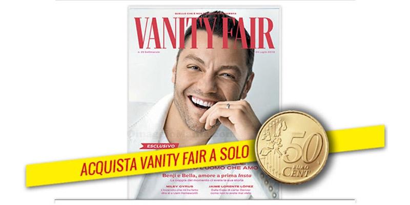 coupon Vanity Fair 29 2019