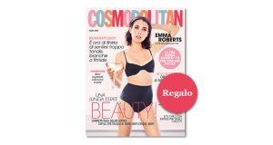 coupon omaggio Cosmopolitan 7 2019