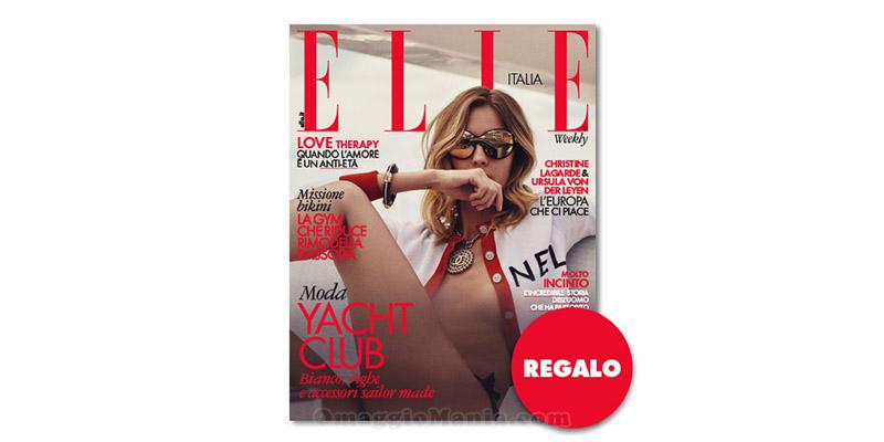 coupon omaggio Elle 27 2019