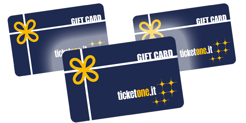 gift card Ticket One