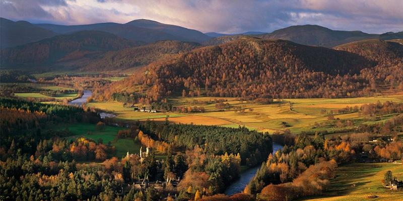 Scozia Aberdeen