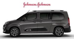 concorso Johnson & Johnson Scegli la delicatezza e vinci Citroen Berlingo