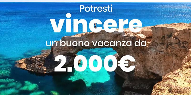 concorso ufficiale Eurospin Il gusto dell'estate