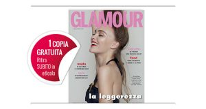 coupon omaggio Glamour 324