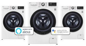 diventa tester lavatrice intelligente LG AI DD