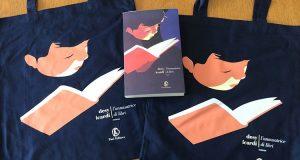 shopper del romanzo L'annusatrice di libri di Desy Icardi