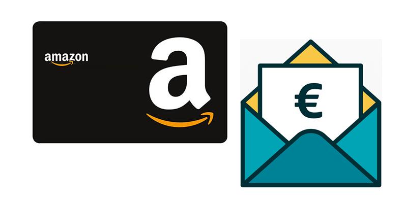Amazon buono regalo addebito diretto SEPA