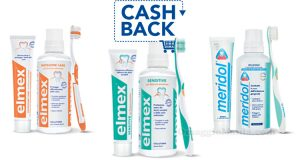 Cashback con Elmex e Meridol