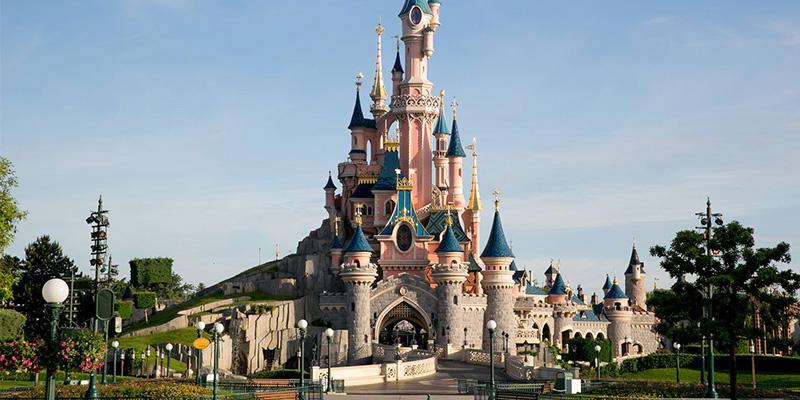 Disneyland Paris Francia