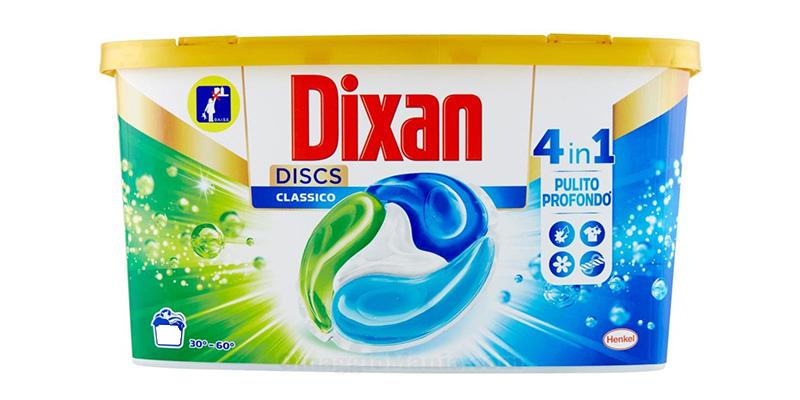 Dixan Discs 4 in 1