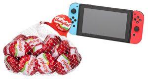 Gioca e vinci con Babybel Nintendo Switch
