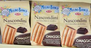 Nascondini Mulino Bianco omaggio nei supermercati