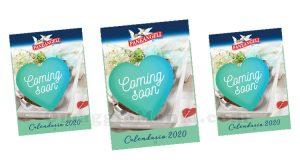 anticipazione calendario Paneangeli 2020 omaggio