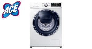con ACE puoi vincere una lavatrice Samsung QuickDrive