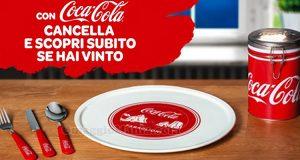 concorso Cancella e vinci con Coca-Cola