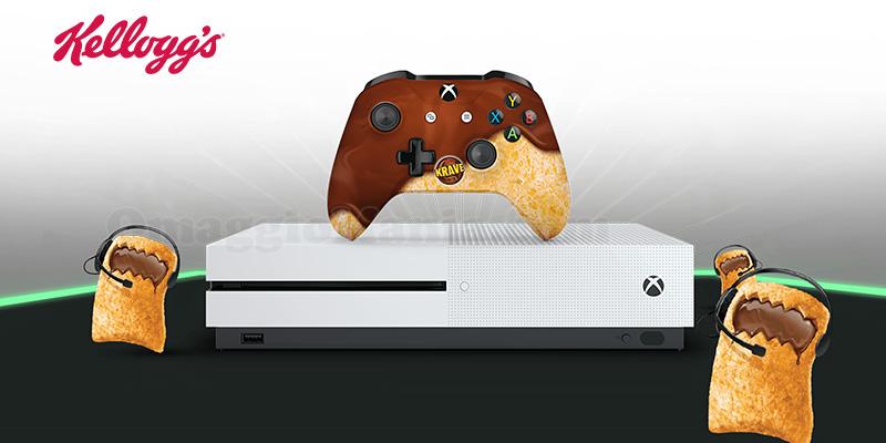 concorso Kellogg's Tresor Krave Xbox