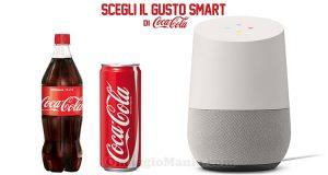 concorso Scegli il gusto smart di Coca Cola