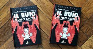 libro Il buio colpisce ancora di Leo Ortolani BAO Publishing