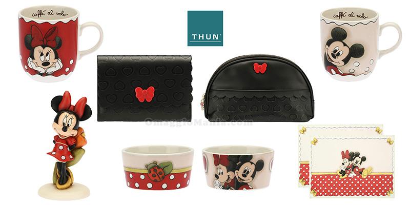 premi concorso Thun per Minnie Mouse