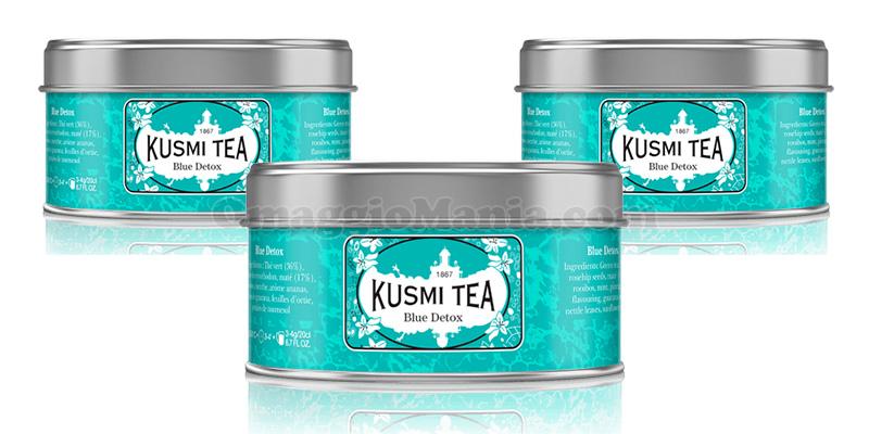 tè Kusmi Tea Blue Detox