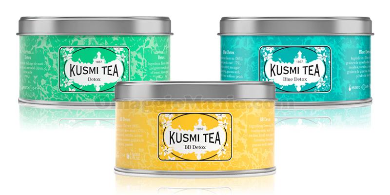 tè Kusmi Tea Detox