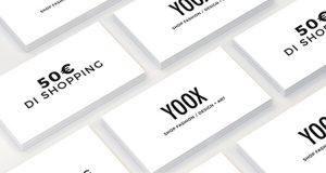 vinci buono Yoox da 50 euro