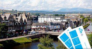 vinci viaggio a Inverness Scozia