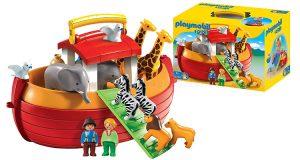 Arca di Noè portatile Playmobil