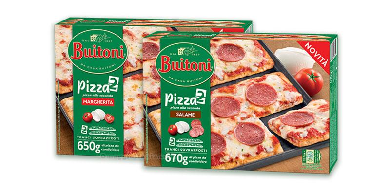 Buitoni Pizza alla seconda