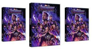 DVD Marvel Studios Avengers Endgame