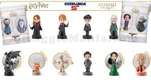 Esselunga Wizzis Harry Potter e Animali Fantastici