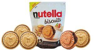 Nutella Biscuits anticipazione ufficiale