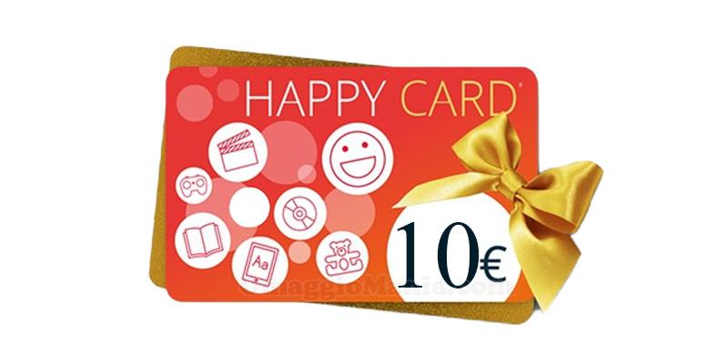 buono happy card IBS 10 euro