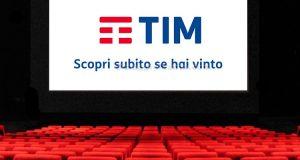 concorso Vinci un anno di cinema con TIMparty e WeTIM