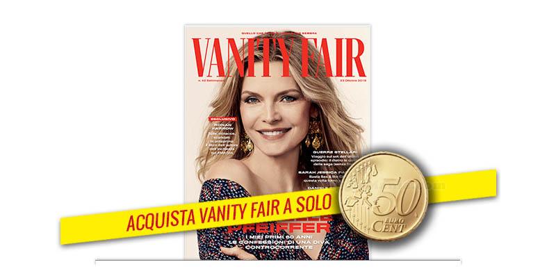 coupon Vanity Fair 41 2019