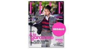 coupon omaggio Elle 40 2019