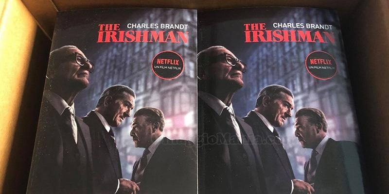 libro The Irishman di Charles Brandt