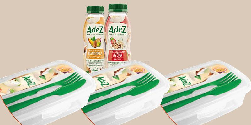 lunch box omaggio con AdeZ