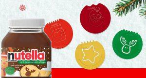 stampini Nutella Natale 2019