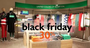 Benetton Black Friday 2019
